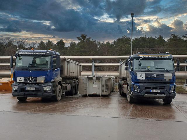 LKWs & Container